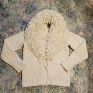 NWOT The Limited Wool Blend Cardigan